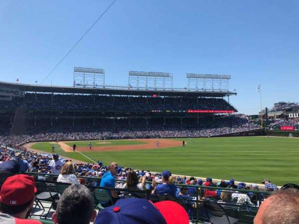 Wrigley Field, section: 232, row: 2, seat: 21