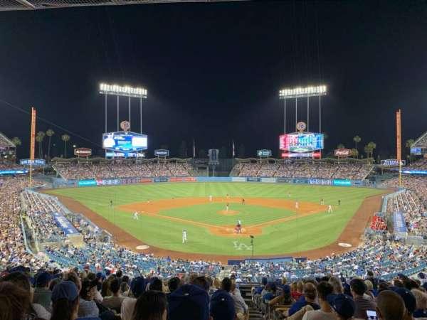 Dodger Stadium, section: 103LG, row: P, seat: 1