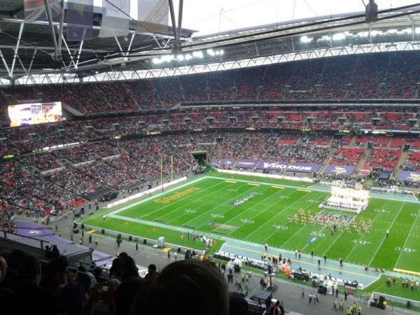 Wembley Stadium, section: 524, row: 25, seat: 333