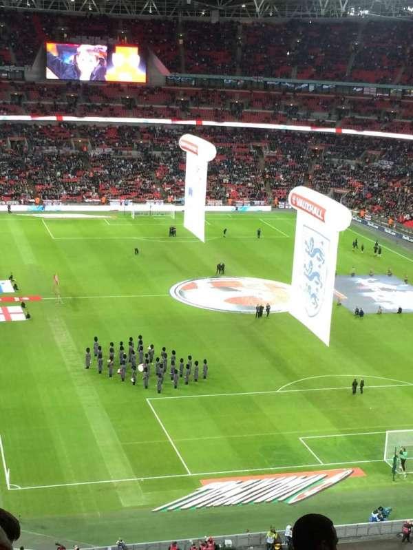 Wembley Stadium, section: 542, row: 19, seat: 80