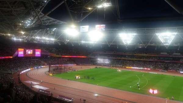 London Stadium, section: 240