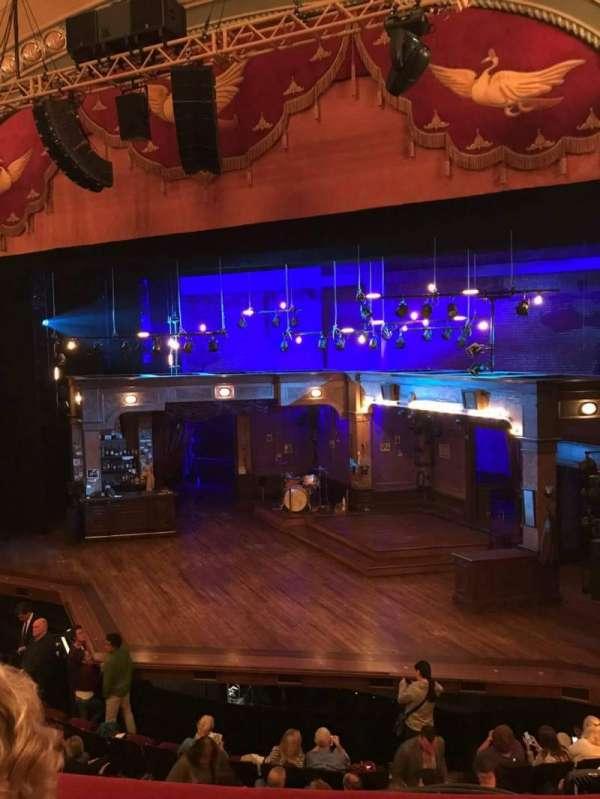 Bernard B. Jacobs Theatre, section: Mezzo, row: B, seat: 6