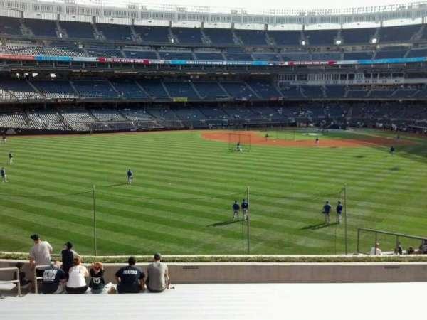 Yankee Stadium, section: 237, row: 18, seat: 25
