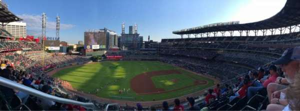 Truist Park, section: 333, row: 5, seat: 24