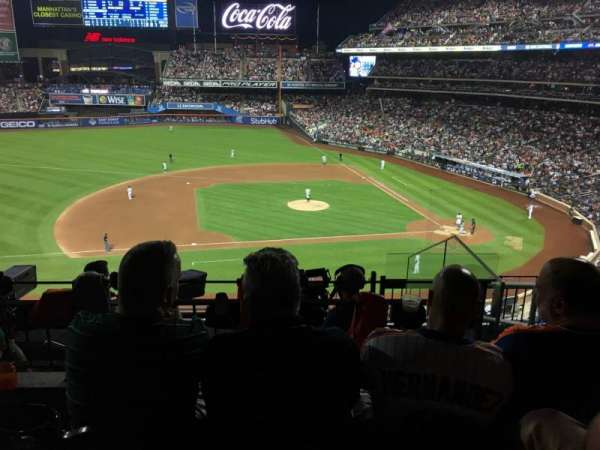 Citi Field, section: 327, row: 6, seat: 4
