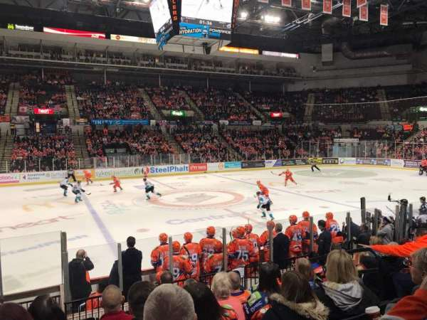FlyDSA Arena, section: 103, row: L, seat: 10
