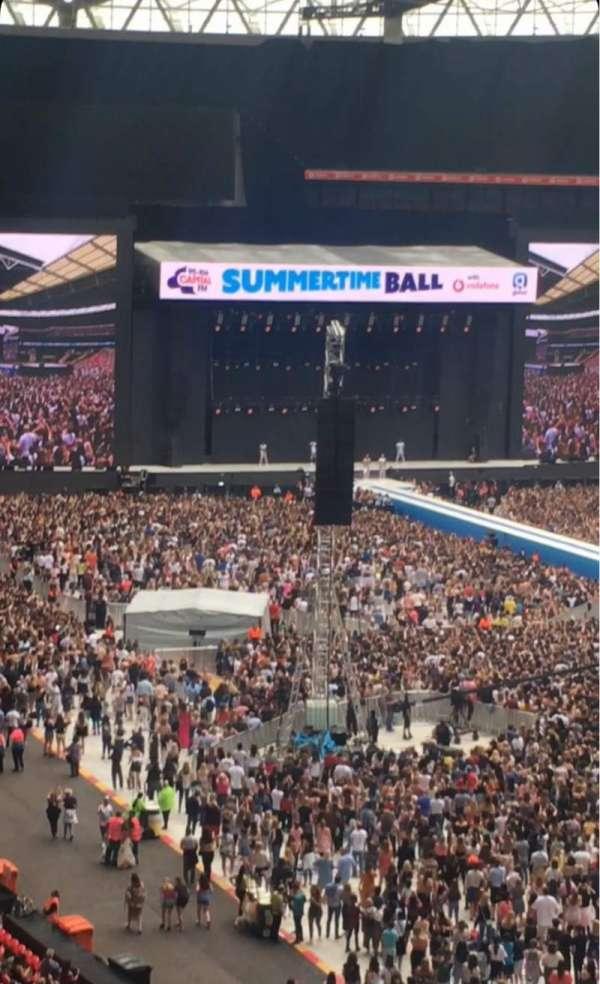 Wembley Stadium, section: 219, row: 16, seat: 122