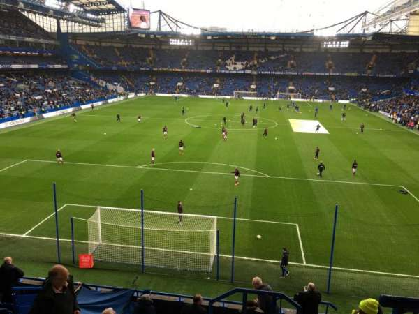 Stamford Bridge, section: 4 Upper, row: 11, seat: 130