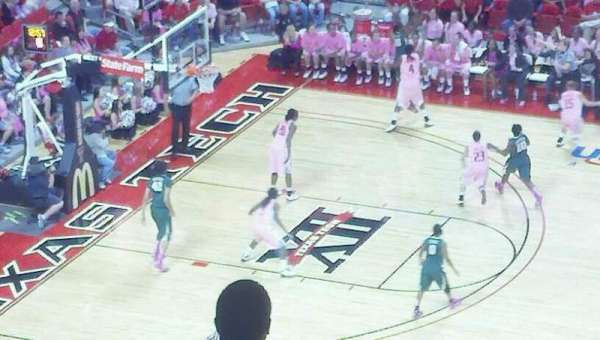 United Supermarkets Arena, section: 202