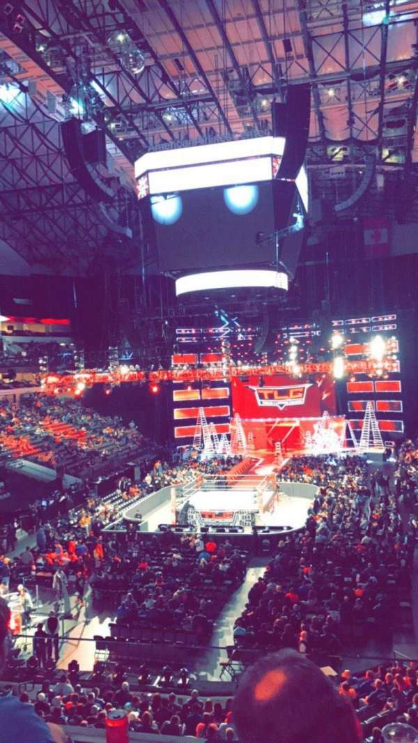 American Airlines Center, section: 1130, row: Bar, seat: 3