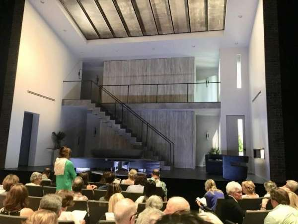 Laura Pels Theatre, section: Orchestra, row: H, seat: 102