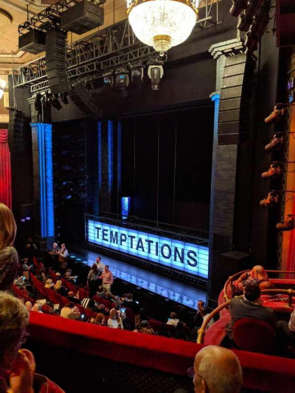 Imperial Theatre, section: Front Mezz, row: C, seat: 8