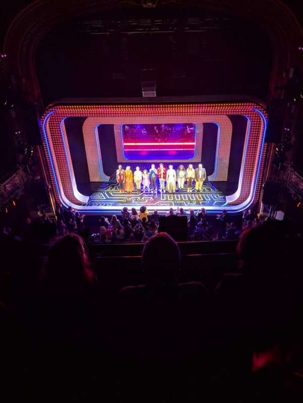 Lyceum Theatre (Broadway), section: BALC, row: C, seat: 104