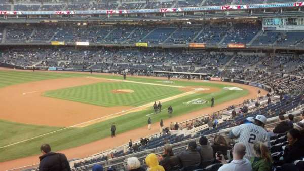 Yankee Stadium, section 228, home of New York Yankees, New York City FC