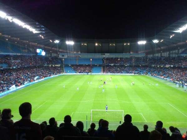 Etihad Stadium (Manchester), section: 237, row: R, seat: 1025