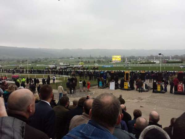 Cheltenham Racecourse, section: Tattersalls
