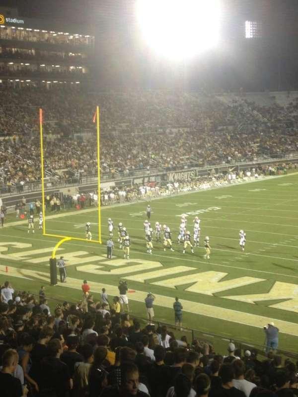 Spectrum Stadium, section: 235, row: 1