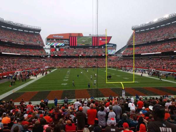 FirstEnergy Stadium, section: 146, row: 19, seat: 13