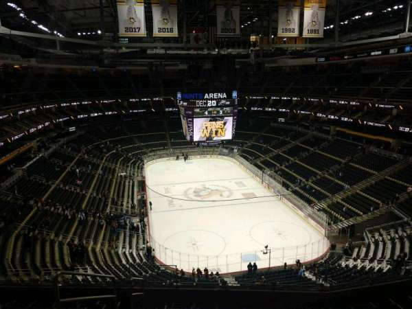 PPG Paints Arena, section: 229, row: J, seat: 17