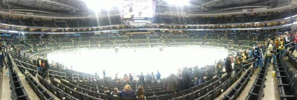 PPG Paints Arena, section: 112, row: R, seat: 11