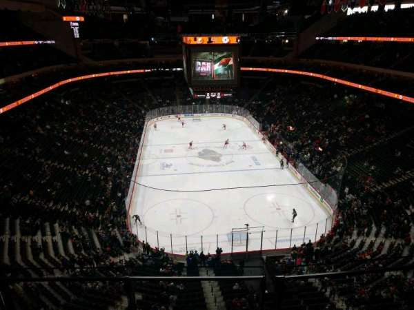 Xcel Energy Center, section: 227, row: 2, seat: 14