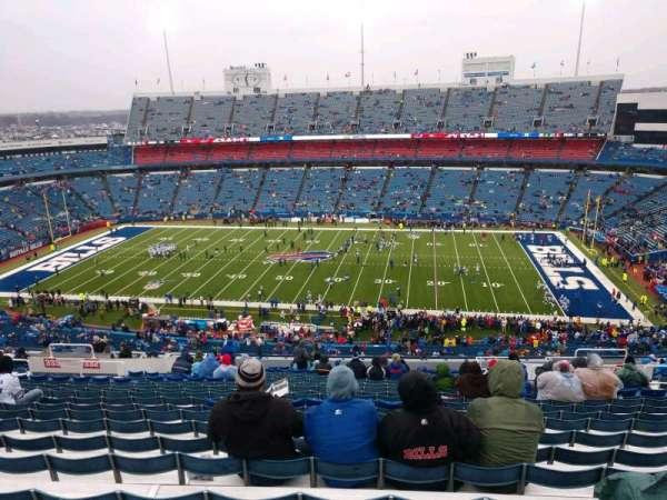 Buffalo Bills Stadium, section: 332, row: 28, seat: 13