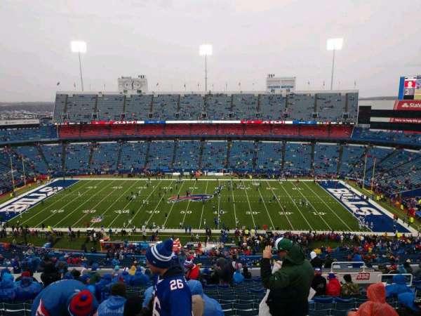 Buffalo Bills Stadium, section: 333, row: 27, seat: 12