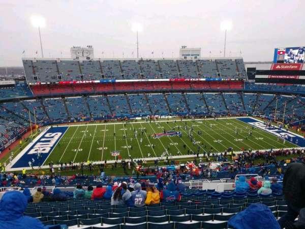 Buffalo Bills Stadium, section: 335, row: 27, seat: 13