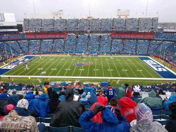 Buffalo Bills Stadium, section: 311, row: 22, seat: 13