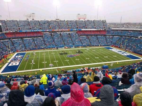Buffalo Bills Stadium, section: 313, row: 27, seat: 22
