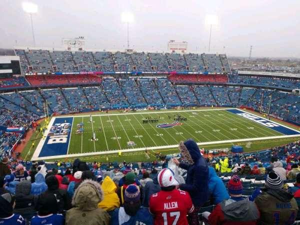 Buffalo Bills Stadium, section: 314, row: 24, seat: 11