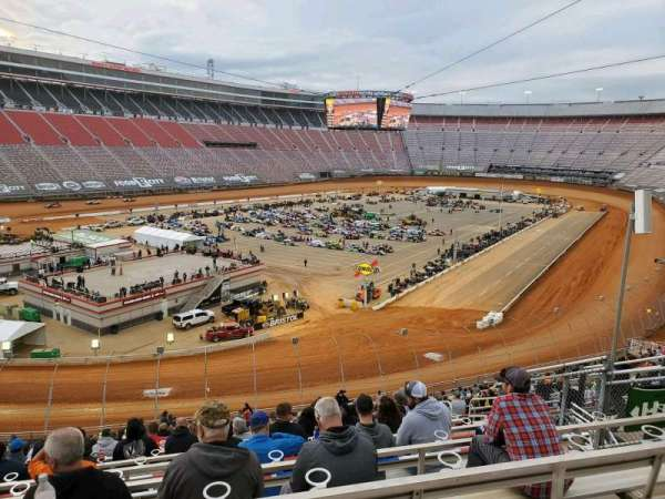 Bristol Motor Speedway, section: Waltrip H, row: 36, seat: 9