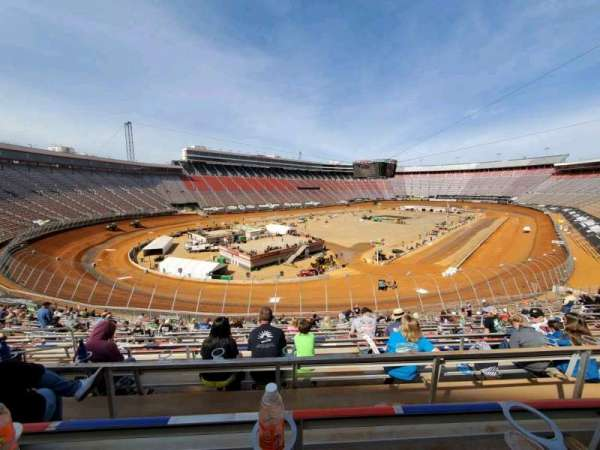 Bristol Motor Speedway, section: Waltrip H, row: 30, seat: 10