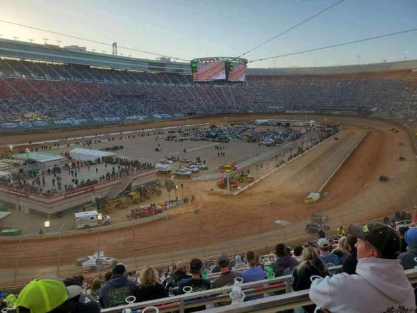 Bristol Motor Speedway, section: Waltrip H, row: 30, seat: 11