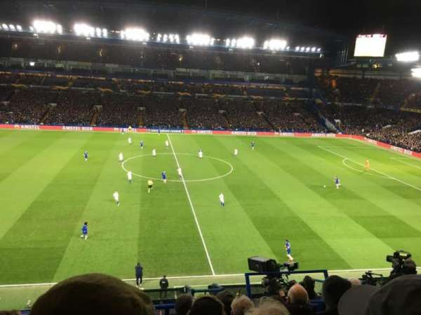 Stamford Bridge, section: East Upper, row: 7, seat: 102