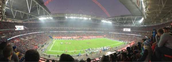 Wembley Stadium, section: 529, row: 04, seat: 088
