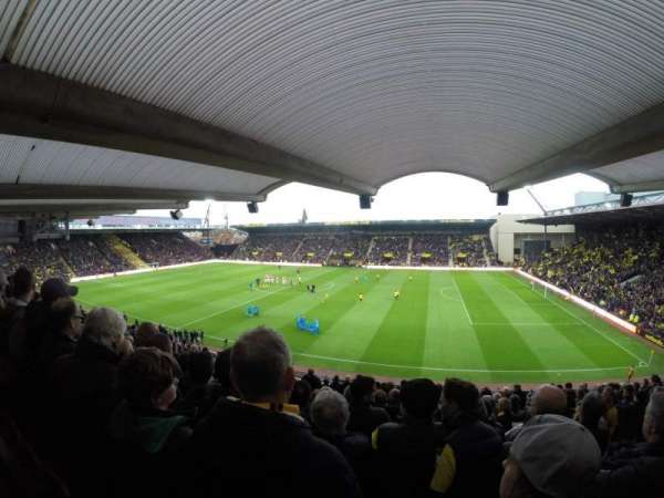 Vicarage Road, section: Box