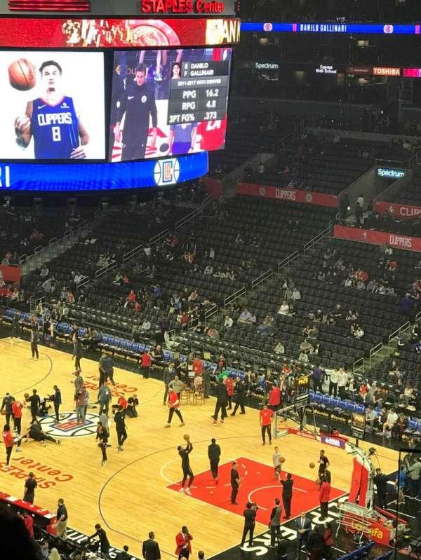 Staples Center, section: Suite C2, row: GA, seat: GA