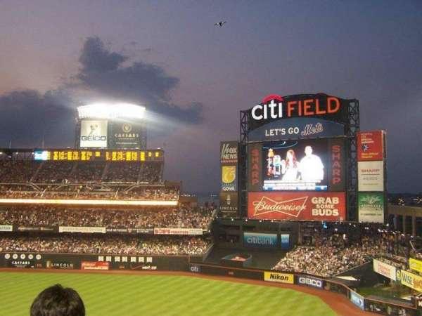 Citi Field, section: 308, row: 10, seat: 4