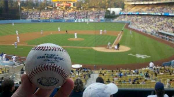 Dodger Stadium, section: 117LG, row: F, seat: 2
