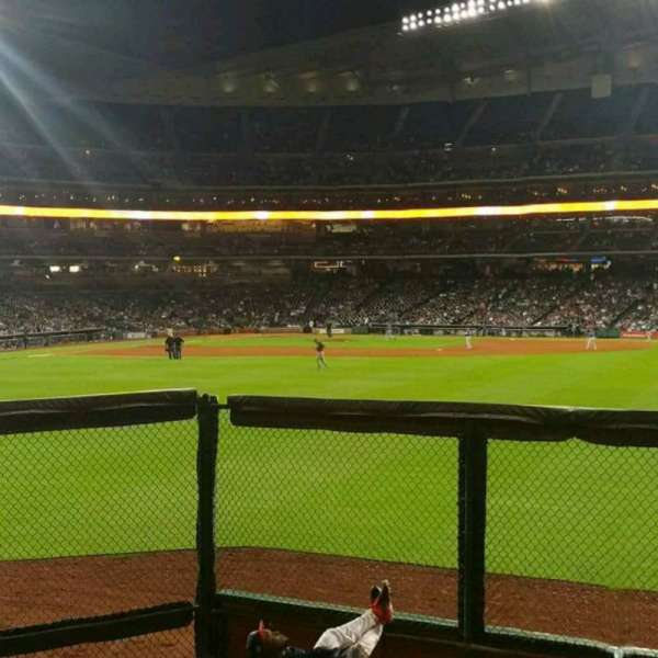 Minute Maid Park, section: 155, row: 8, seat: 20