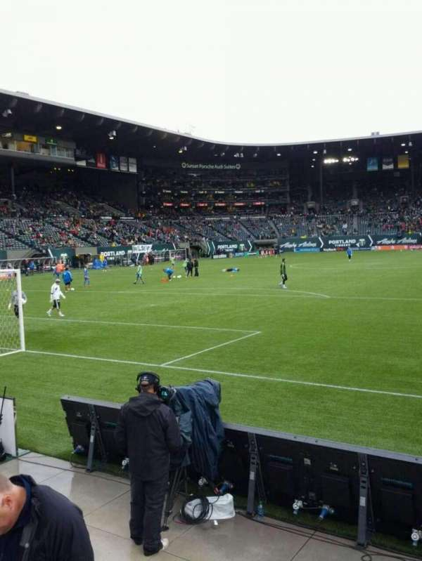 Providence Park, section: sd5, row: c, seat: 7