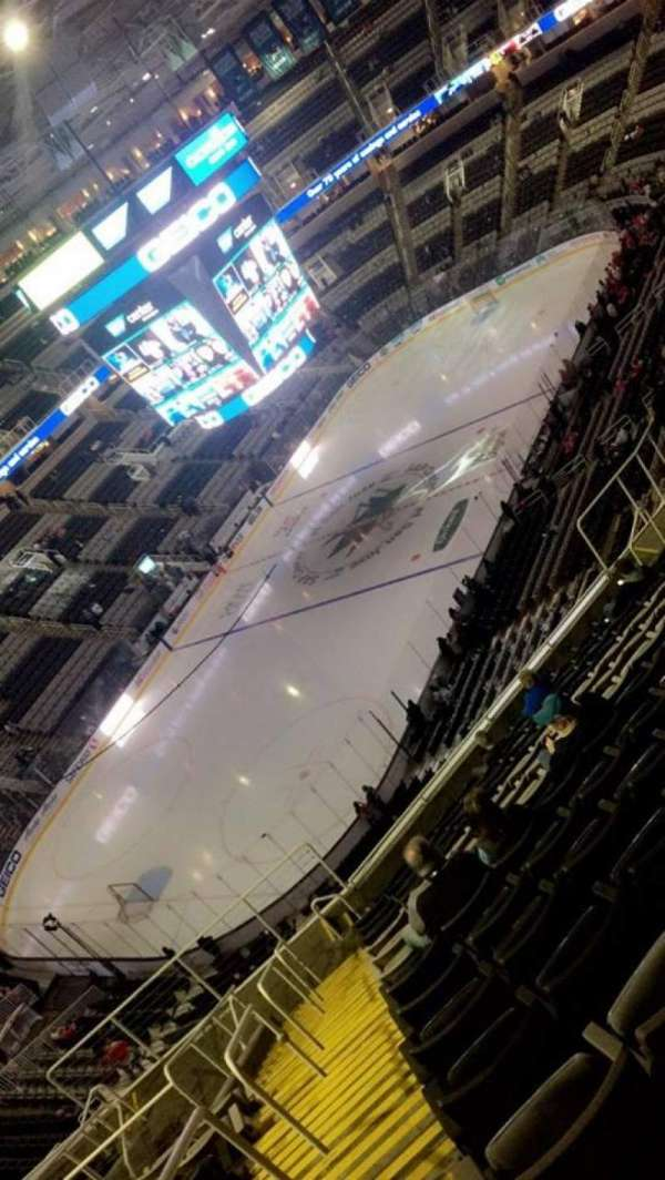 SAP Center at San Jose, section: 218, row: 15, seat: 21