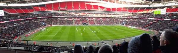 Wembley Stadium, section: 228, row: 15, seat: 35
