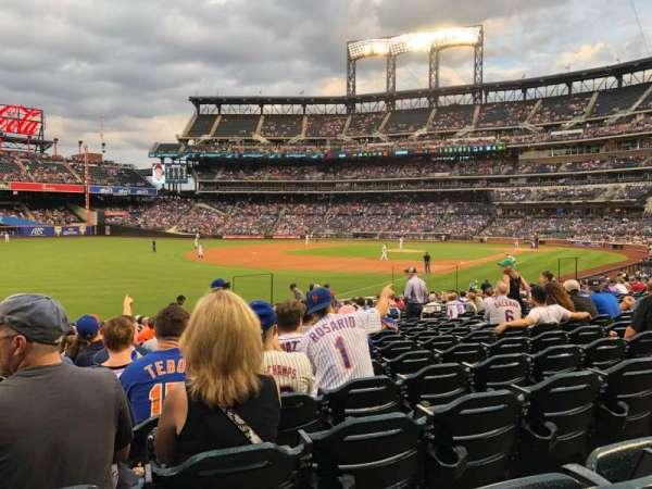 Citi Field, section: 128, row: 19, seat: 14