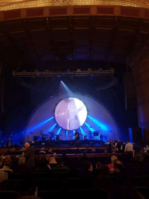Benedum Center, section: ORCH C, row: M, seat: 112