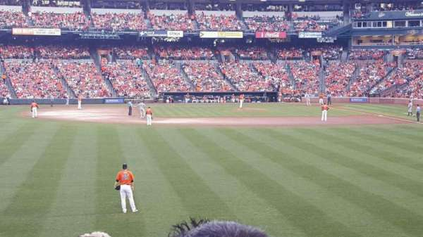 Oriole Park at Camden Yards, section: 82, row: 18, seat: 1