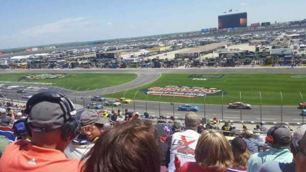 Texas Motor Speedway, section: 113, row: 42, seat: 15