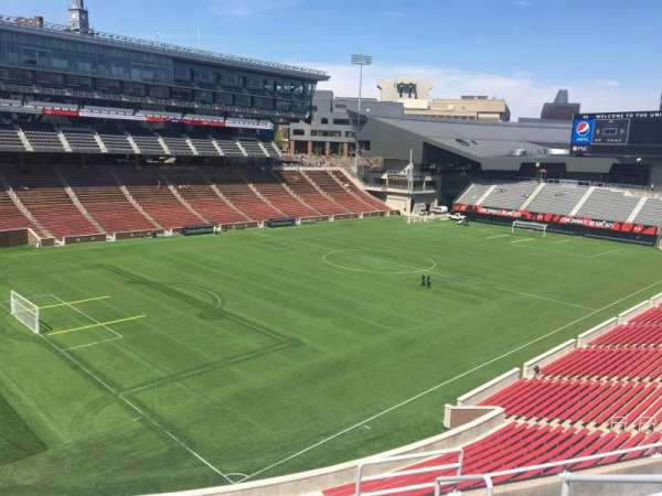 Nippert Stadium, section: 213, row: 8, seat: 1