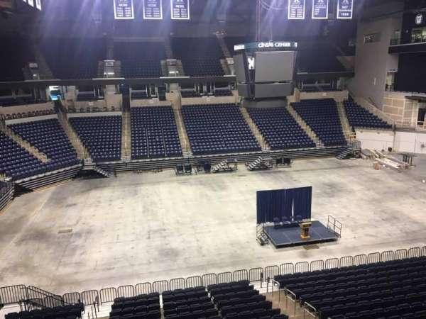 Cintas Center, section: 210, row: B, seat: 7